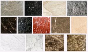 Мармур в камінах: характеристики і застосування colorsofmram - Каміни HARK